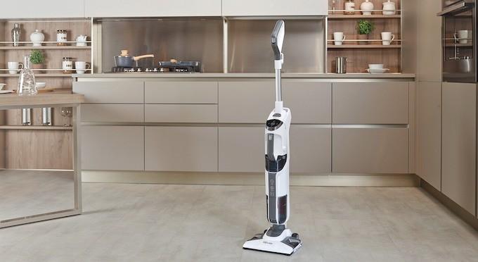 Polti Vaporetto 3 Clean, l'aspirateur balai vapeur qui sait se prendre en main