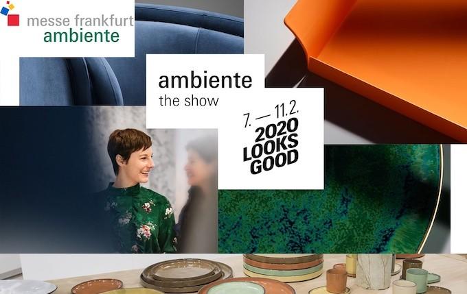 Ambiente 2020, pour une cuisine plaisir , design et saine