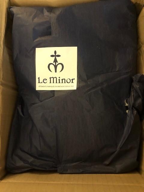 Le Minor, des pulls marins, et bretons,  majors de promo !