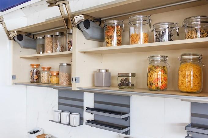 Cuisine : Comment bien organiser ses rangements
