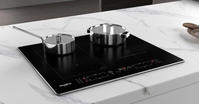 Whirlpool WL B5860 AL, une table induction flexible et précise