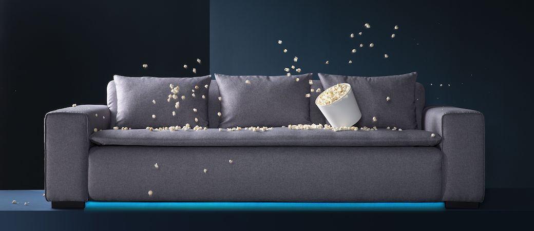 Miliboo, le canapé connecté et Home Cinema Made in France