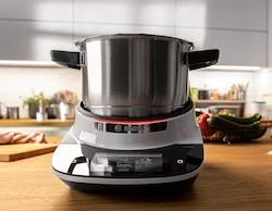 Robot cuiseur Bosch Cookit, 27 fonctions et une cuisson haute précision