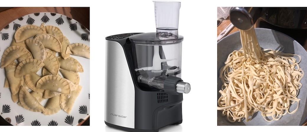 Test de la machine à pâtes Riviera & Bar PMP500