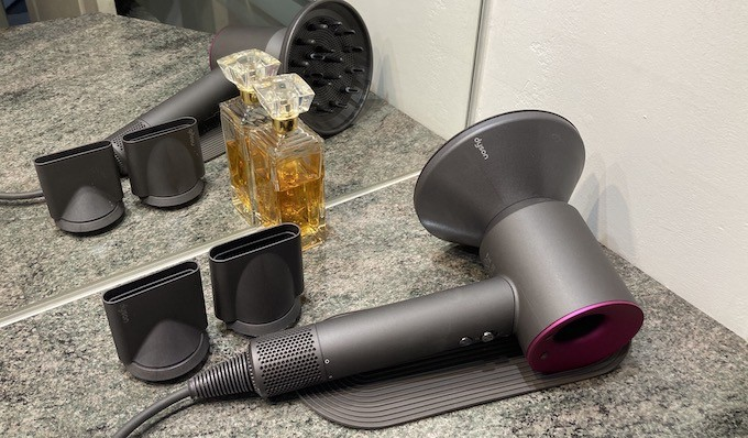 Test du Dyson Supersonic, un sèche-cheveux vraiment pas comme les autres