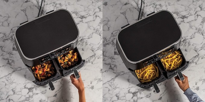 Ninja Foodi Air Fryer AF300EU, friteuse sans huile pour grandes tribus