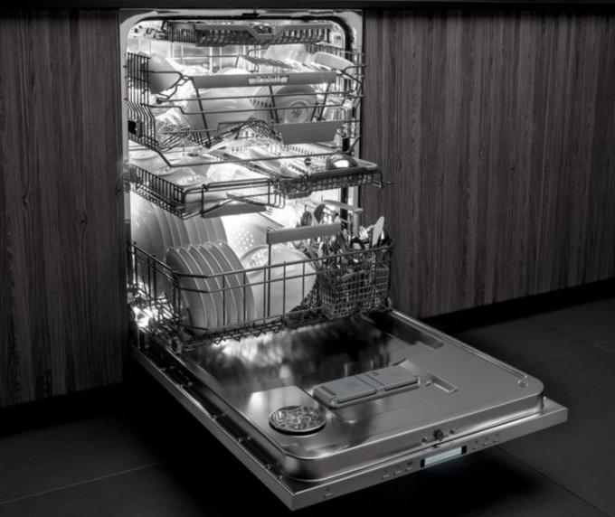 Asko DFI676GXXL, le lave-vaisselle conçu pour un usage intensif et familial