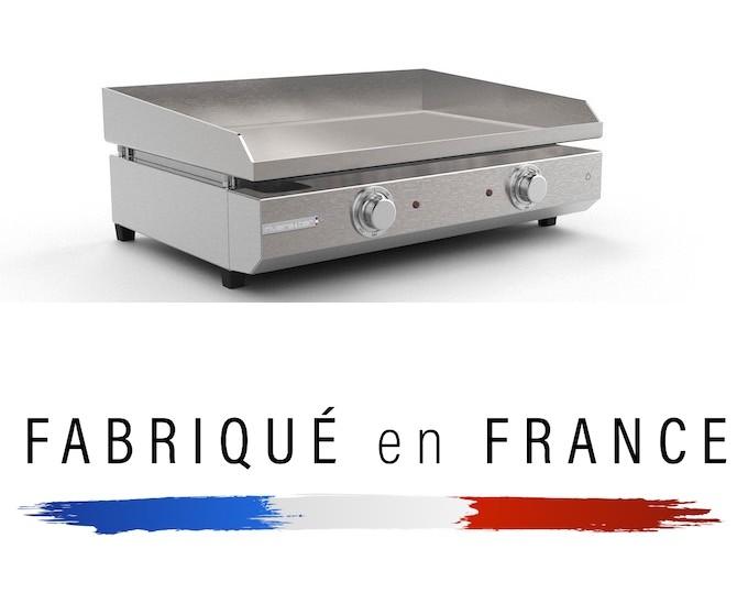 Première plancha faite en France pour Riviera & Bar