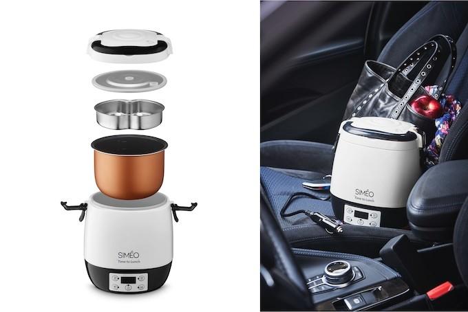 Siméo LBE420, la lunchbox électrique nomade et autonome