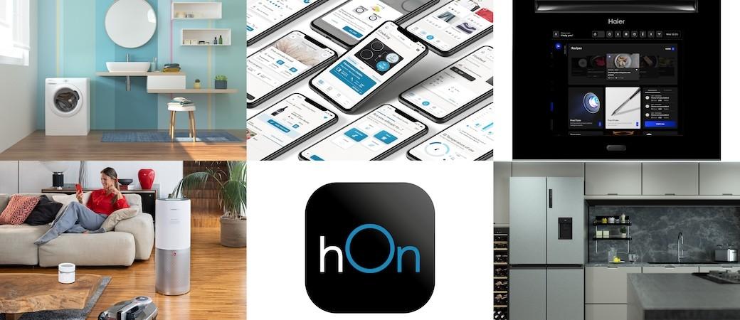 hOn, une application commune pour Haier, Candy, Hoover et Rosières