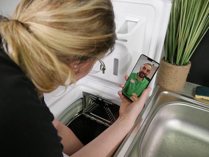 Réparer son électroménager en vidéo avec un Pro ? C'est possible et facile