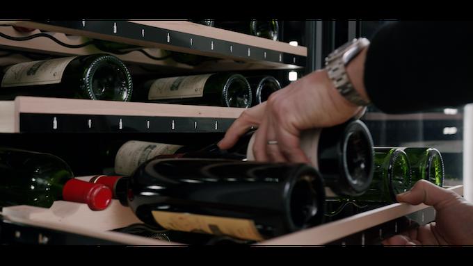La Sommelière lance ECELLAR185, une cave à vin connectée très ingénieuse