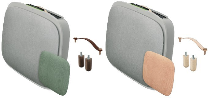 Electrolux Well A7, le purificateur d'air personnalisable et au design malin