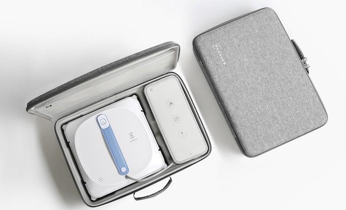 Ecovacs Winbot 920, le robot laveur de vitres qui obéit au doigt et à la voix