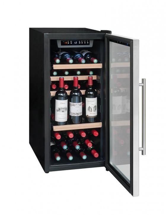 La Sommelière LS38A :  la cave à vin qui préserve les bouteilles, même ouvertes