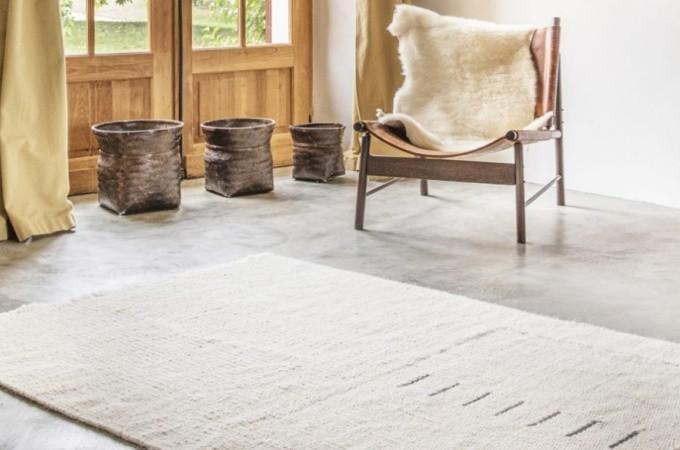 Laines Paysannes, la marque pyrénéenne ajoute linge de maison et tapis à ses collections de vêtements