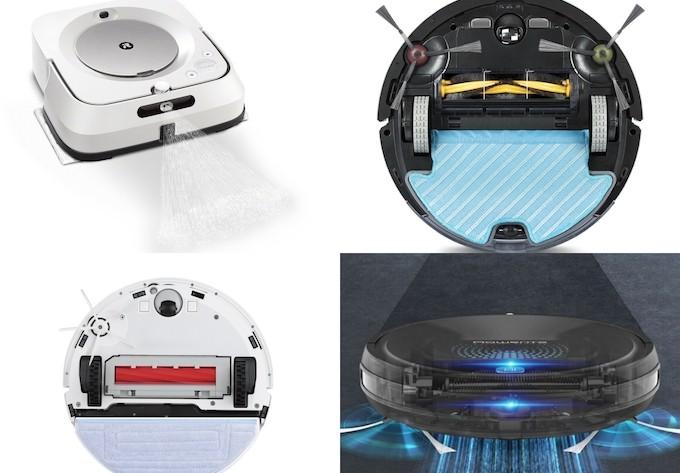 Les aspirateurs robots laveurs sont-ils efficaces ? Et lequel choisir ?