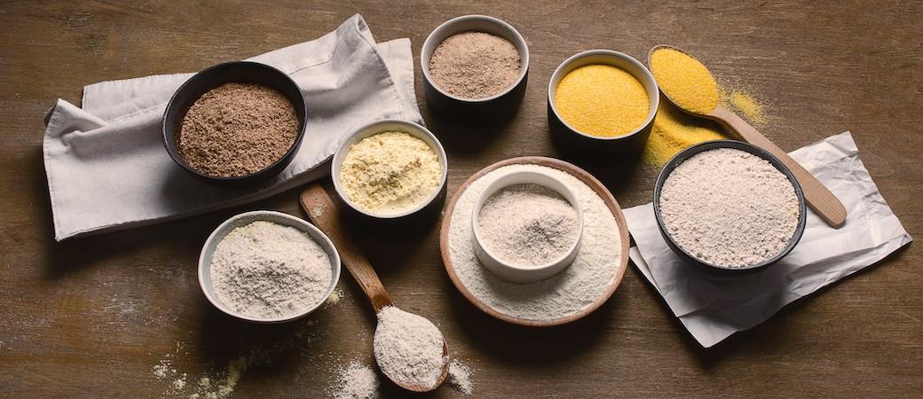 Quelles farines, avec ou sans gluten,  utiliser pour le pain, les brioches, la pizza, les pâtes fraiches.. ?