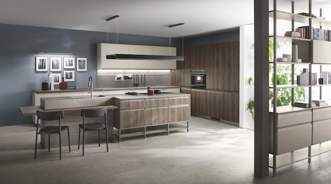 Cuisine : la marque italienne Scavolini fait son show à la Foire d'Automne 2021