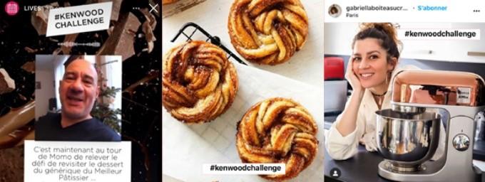 Kenwood fête en concours ses 10 ans de partenariat avec le Meilleur Pâtissier